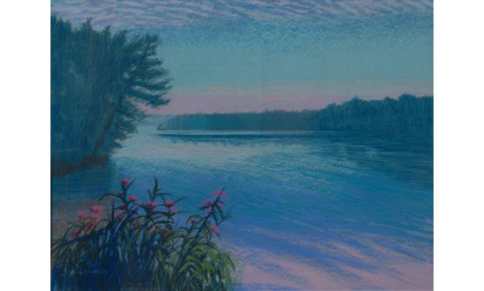pastel, oil, painting, Cable, Ashland, Drummond, Diana Randolph, poetry, acrylic, Northern Wisconsin, artist, drawing, art